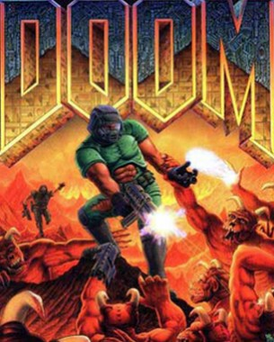 Created in just a few days, a small banner to promote a poster we made for school about John Carmack. I choose to create a Doom mini-game and when finished, it shows the link to the poster. Just a fun short project with a good result.